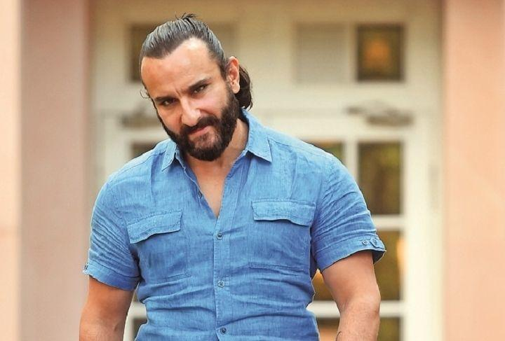 Saif Ali Khan reacts to criticism on Sacred Games season 2.