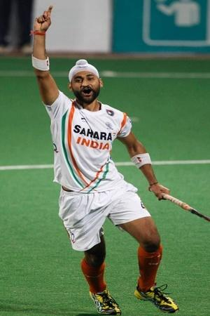 Sandeep Singh never gave up