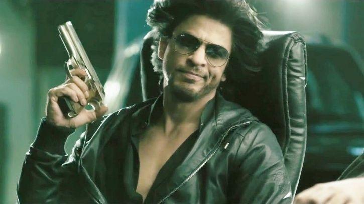 Shah Rukh Khan in Don.