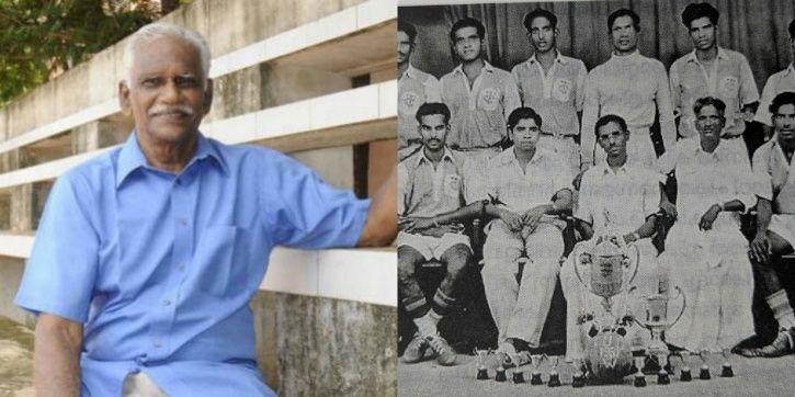 Simon Sundararaj is a legend of Indian football