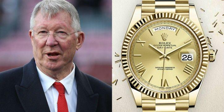 Sir Alex Ferguson is a legend