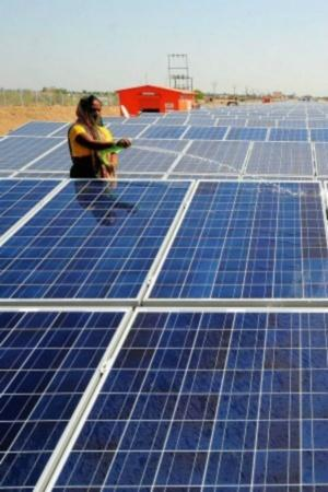 solar power rajasthan colleges