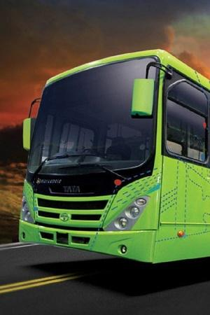 Tata Motors Electric Bus Biggest Electric Bus Order Ahmedabad Janmarg Limited Tata Motors Urban E