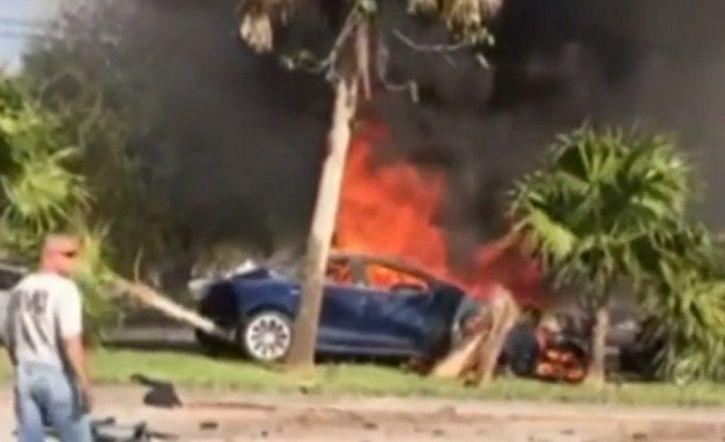 Tesla Model S Crash, Tesla Model S Fire, Tesla Lawsuit, Model S Retractable Door Handles, Model S Au