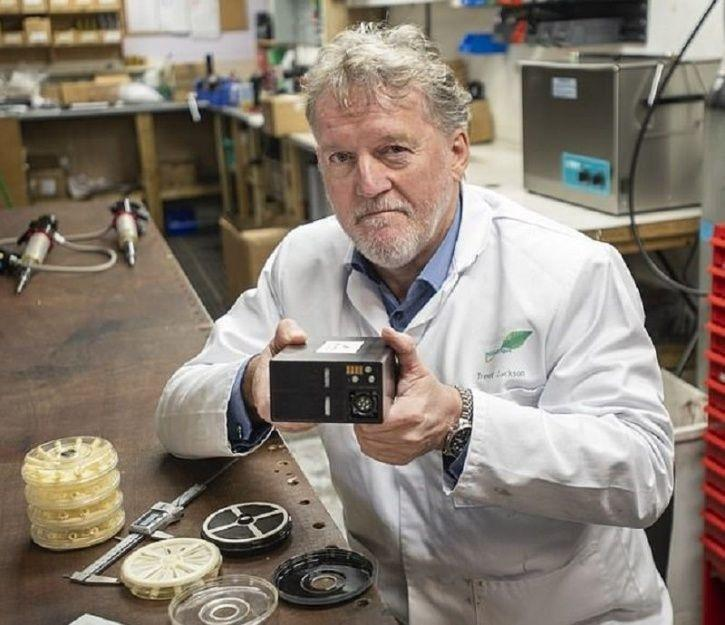 Trevor Jackson, British Inventor, Electric Vehicle Battery, Long Lasting Battery, Battery Invention,