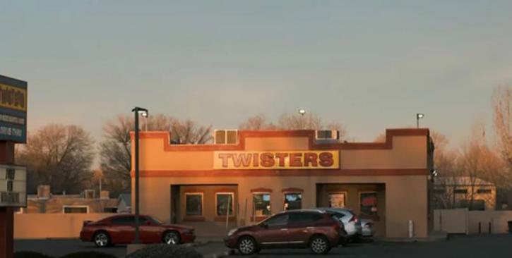 Twisters El Camino.