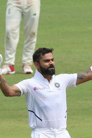 Virat Kohli has scored 7 Test 200s