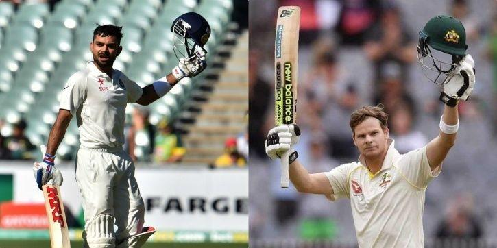 Virat Kohli is catching up to Steve Smith