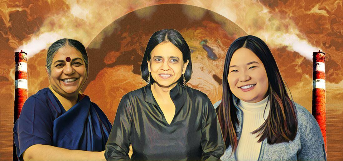 women environment activists