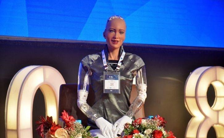worlds first robot citizen Sophia