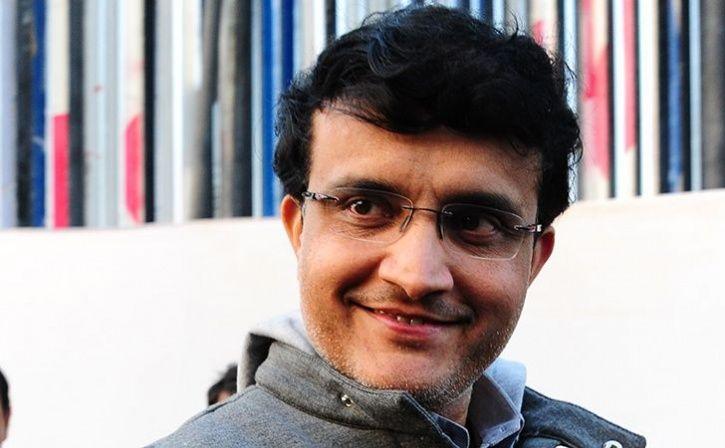Yuvraj Singh Hails Sourav Ganguly