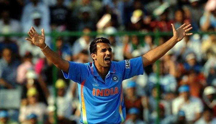 Zaheer Khan was our best pacer