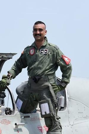 Abhinandan Varthaman Flies Sortie Of MIG21 With IAF Chief