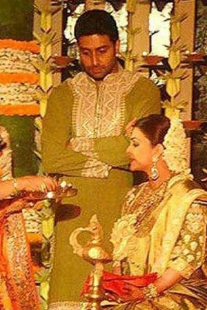 Aishwarya Rai baby shower pics