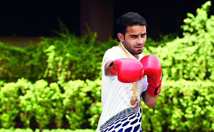 Amit Phangal First Indian Male Boxer To Enter World Championship Final