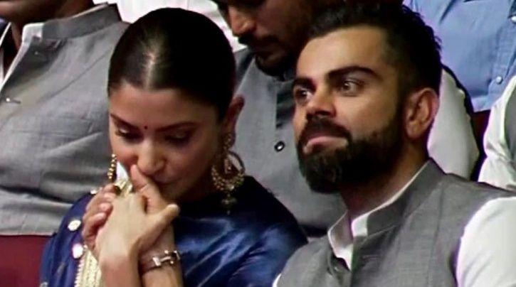 Anushka and Virat