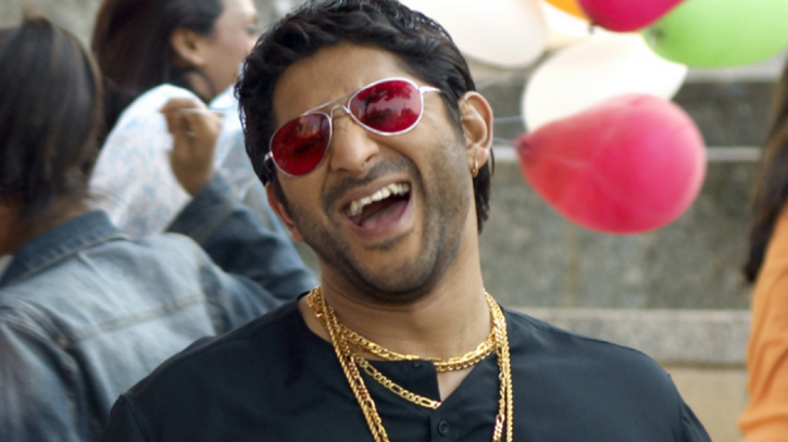Arshad Warsi as Circuit in Munna Bhai MBBS.