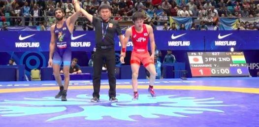 Bajrang Punia is doing India proud