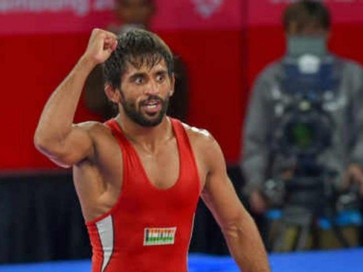 Bajrang Punia won bronze
