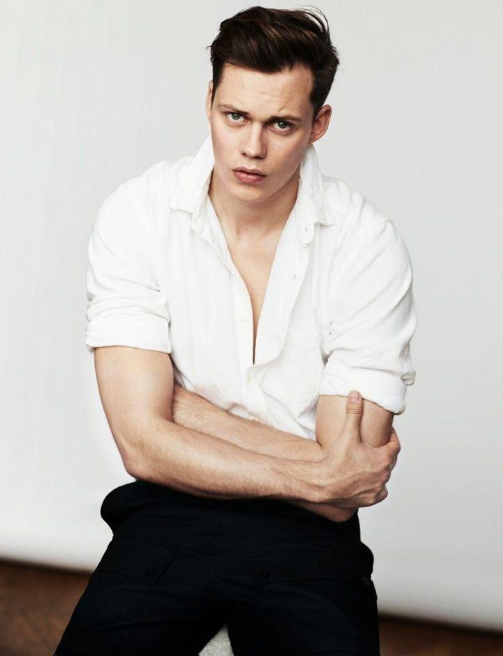 Bill Skarsgård as Pennywise in It Chapter Two.