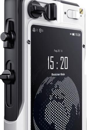 BOB blockchain phone