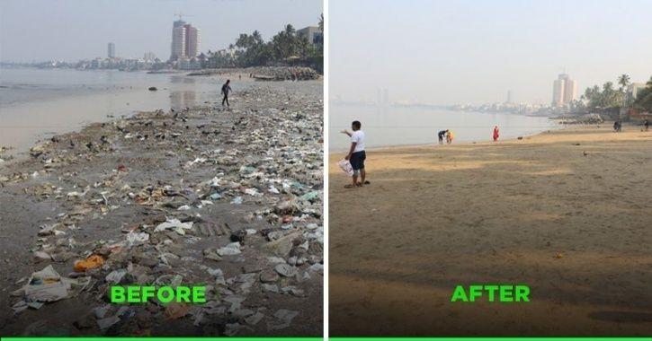 Dadar Beach inspirational stories