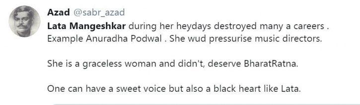 Fans Lash Out At Lata Mangeshkar After She Tells Ranu Mondal To Be Original & Not Imitate Her!