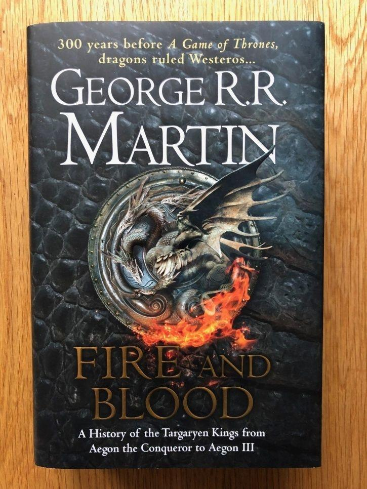game of thrones prequel based on Fire and Blood.