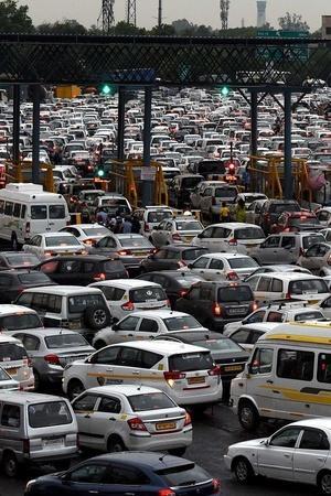 Gurugram Traffic Gurgaon Traffic NCR Traffic Update Gurugram Traffic Update Gurgaon Traffic Upda