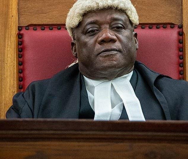 horny judge