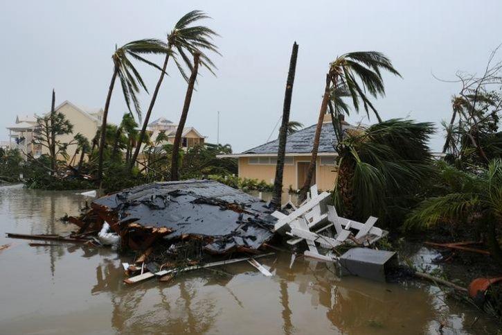 Hurricane Dorian12