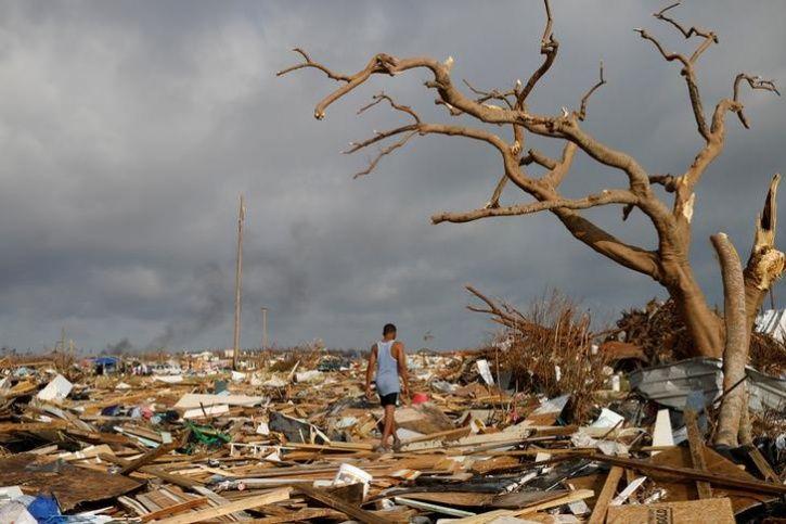 Hurricane Dorian1