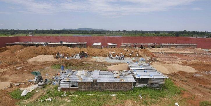 India's First Detention Camp In Assam Is The Size Of 7 Football Fields, To Have School, Hospital