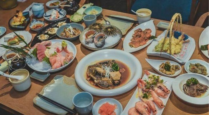 Japanese traditional diet