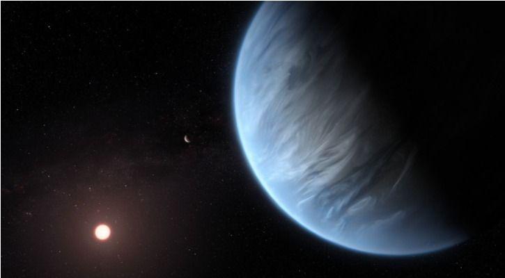 K2-18b planet