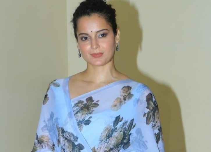 Kangana Ranaut expresses concern over Cauvery River Crises.
