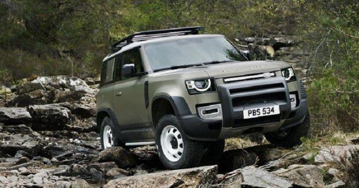 Land Rover Defender, Land Rover Off-Roader, Defender Price, Defender Image, Defender Specifications,