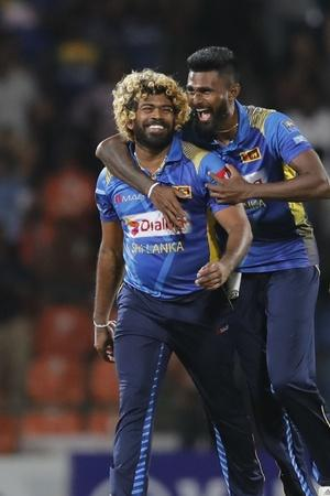 Lasith Malinga is a legend