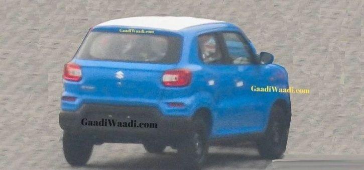 Maruti Suzuki SPresso, Maruti Suzuki SPresso Spy Image, Maruti Suzuki SPresso Spotted, Maruti Suzuki