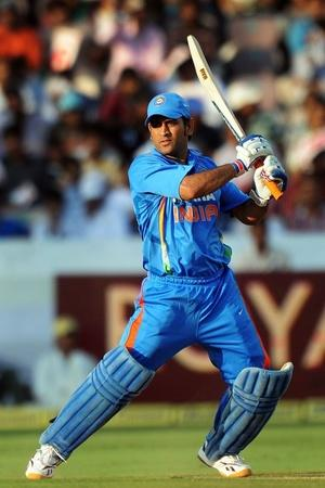MS Dhoni is a legend