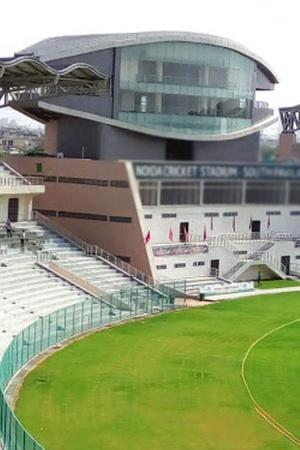Noida stadium