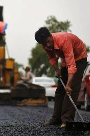 Noida Starts Using Plastic Waste In Construction Of Roads Bihar Follows