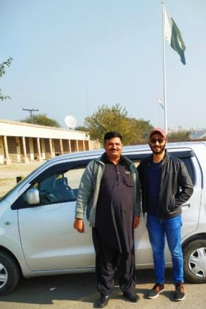 Pakistani Cabbie