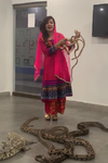 Pakistani Singer Rabi Pirzada Who Threatened PM Modi Of Snake Attack Faces 2 Years Of Jail Term