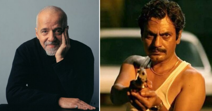 Paulo Coelho is in awe of Nawazuddin Siddiqui after watching Sacred Games 2.