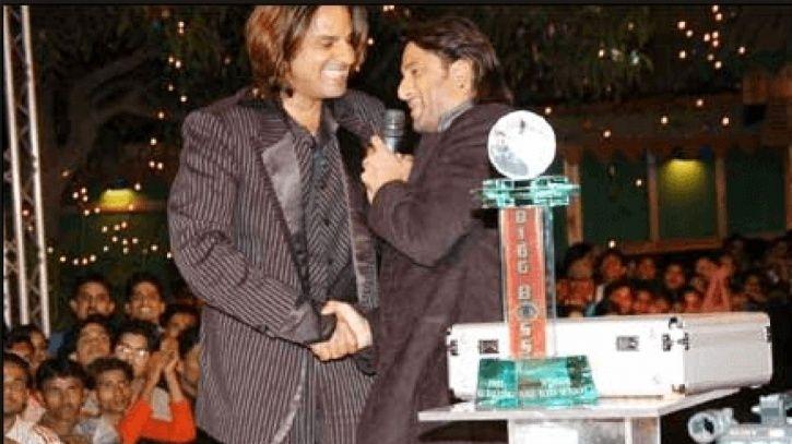 People you forgot were on Bigg Boss: Rahul Roy on Bigg Boss season 1.