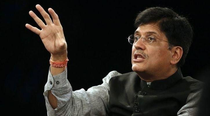 Piyush Goyal Indian university