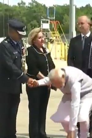 PM Modi In Houston