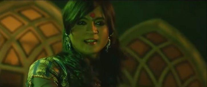 Prashant Narayanan in the role of a transgender in Murder 2.