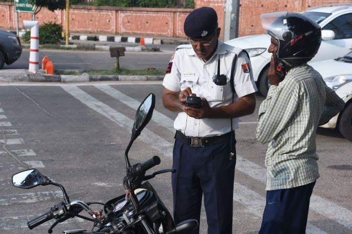 Ranchi Traffic Cop